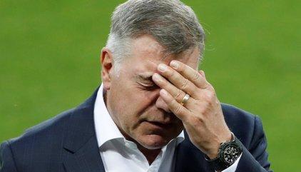 Allardyce deja de ser seleccionador inglés