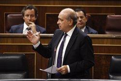 El Congrés aprova investigar a Fernández Díaz amb el 'no' del PP (EUROPA PRESS)