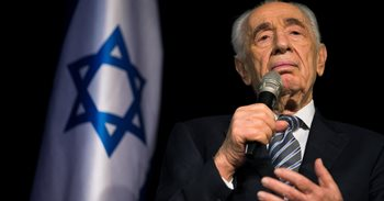 Muere el expresidente de Israel Shimon Peres