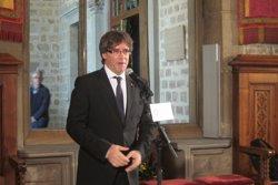 Puigdemont busca recomposar la confiança amb la CUP per culminar el procés (EUROPA PRESS)
