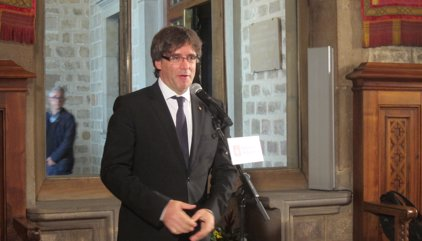 Puigdemont busca recomposar la confiança amb la CUP per culminar el procés