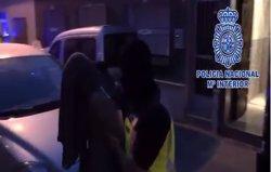 Detinguts a Barcelona i Melilla tres presumptes jihadistes que operaven a Europa (POLICÍA NACIONAL)