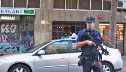 Detinguts dos jihadistes al centre de Barcelona i a Canovelles