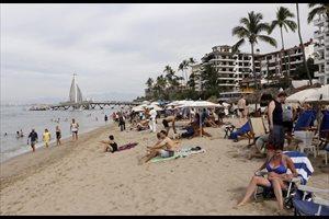 México cerrará el año con la llegada de 35 millones de turistas extranjeros