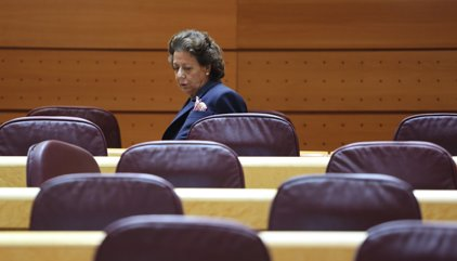 El PP rebutja al Senat una moció del PSOE per eliminar aforaments, i Barberá també vota en contra
