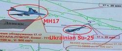 Investigació internacional: El míssil que va fer caure el MH17 va arribar de zona rebel (MINISTERIO DE DEFENSA DE LA FEDERACIÓN RUSA)