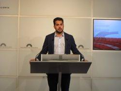 De Páramo (C's) demana a Sánchez l'abstenció perquè el PP governi introduint reformes (EUROPA PRESS)