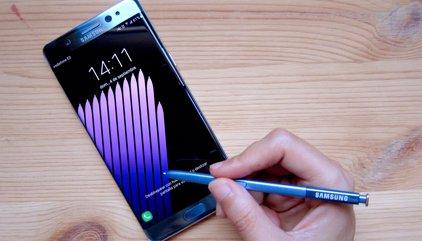 Galaxy Note 7 començarà a vendre's a Europa el 28 d'octubre
