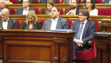 Puigdemont anuncia un referèndum d'independència per al setembre del 2017