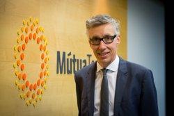 Jordi Parera, nou president de Mútua de Terrassa (JORDI CANYAMERES)