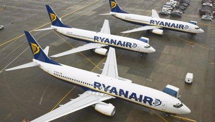 Ryanair preveu créixer un 16% a Girona el 2017 amb nou rutes noves a l'estiu