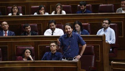 """Pablo Iglesias surt en defensa de Sánchez i titlla de """"frau"""" que vulguin """"fer-lo caure"""" amb dimissions"""