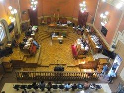 Un jurat declara culpable a l'acusat d'ofegar a una menor a la Mar Bella (EUROPA PRESS)