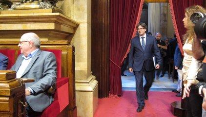 """Puigdemont diu que els barons """"devoren"""" a Sánchez per obrir-se a parlar amb independentistes"""