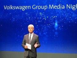 Volkswagen llança una estratègia de mobilitat sostenible amb 30 nous cotxes fins 2025 (EUROPA PRESS)