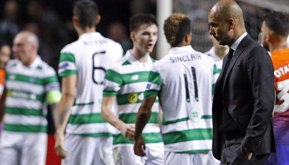 El City no puede con Celtic Park, Arsenal y PSG no fallan
