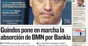 Las portadas de los periódicos económicos de hoy, jueves 29 de septiembre