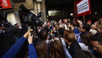 """Verónica Pérez: """"En este momento la única autoridad que existe en el PSOE soy yo"""""""