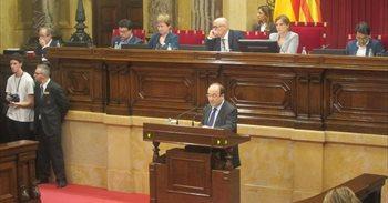 """Iceta (PSC) pide a los independentistas """"colaborar"""" para formar un..."""