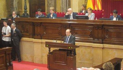 """Iceta (PSC) pide a los independentistas """"colaborar"""" para formar un gobierno de cambio"""