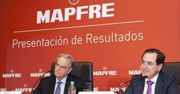 El vicepresidente primero de Mapfre se jubilará a finales de este año con...