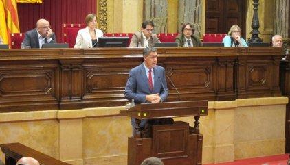 "AMP.- Albiol (PP) a Puigdemont: ""Ni vostè ni ningú convocarà un referèndum il·legal"""
