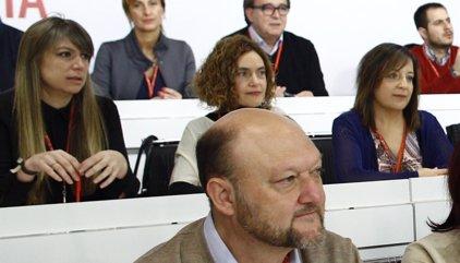 Los exmiembros de la Ejecutiva del PSOE no podrán asistir al Comité Federal del sábado