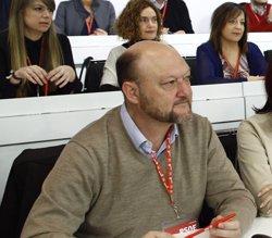 Els exmembres de l'Executiva del PSOE no podran assistir al Comitè Federal de dissabte (EUROPA PRESS)