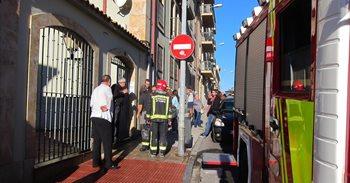 Un portátil cargando sobre un sofá causa un incendio en Salamanca