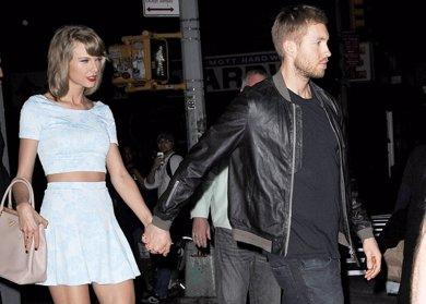 Taylor Swift y Calvin Harris retoman la amistad ¡Bombazo!