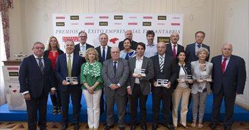 Lafuente, Centro Botín, Erzia, Vitrinor, Siderit y Grupo Vela, premios al...