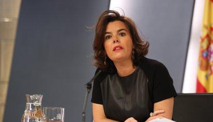 Santamaría avisa Puigdemont que no pot aconseguir el referèndum que pretén sigui quin sigui el Govern a Espanya