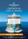 Foto: Norwegian Cruise Line incluye nuevos cruceros por el Pacífico en su nueva temporada