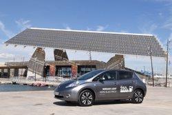 Nissan oferirà proves de conducció dels seus vehicles elèctrics a Expoelèctric (NISSAN)