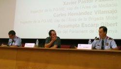 Fernández (CUP) veu important mediar entre policies i manifestants tot i que