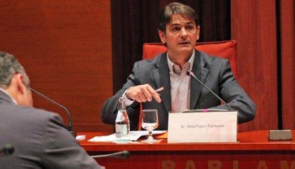 Oriol Pujol serà jutjat el 16 de novembre per presumpta amenaça lleu a Carina Mejías (C's)