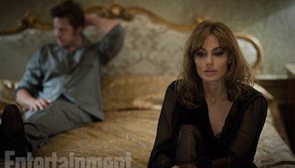 Angelina Jolie y Brad Pitt, de acuerdo en la custodia, desacuerdo en la propiedades