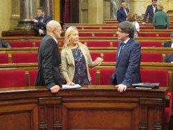 Romeva afirma que el referèndum es farà amb cens i amb els funcionaris