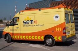 Mor un vianant atropellat per un cotxe en una carretera de La Roca del Vallès (SEM)