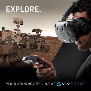 Llega a España Viveport, la tienda de aplicaciones de realidad virtual de HTC