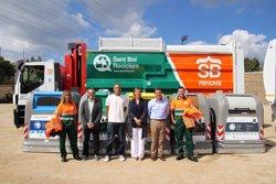 Sant Boi destina 5,2 milions a la renovació del sistema de recollida de residus (AYUNTAMIENTO DE SANT BOI)