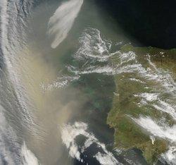 Aemet i el 'supercomputador' barceloní lideren la predicció de tempestes de pols (EUROPA PRESS/UHU)
