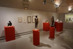 El Museu de Montserrat homenatja amb una exposició a l'escultor Josep Salvadó Jassans (MUSEU DE MONTSERRAT)