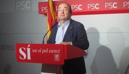 Iceta es plantejaria deixar el lideratge del PSC al Parlament si perd les primàries