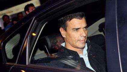 Pedro Sánchez efectuará una declaración a las 20.30 horas desde Ferraz