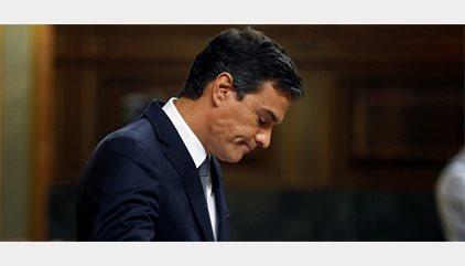 AMP.- Pedro Sánchez vol que el Comitè Federal voti gestora i abstenció o 'no' a Rajoy i congrés