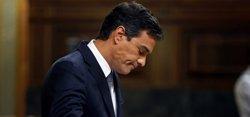 AMP.- Pedro Sánchez vol que el Comitè Federal voti gestora i abstenció o 'no' a Rajoy i congrés (REUTERS)