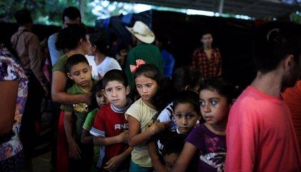 La violencia de las pandillas resucita el drama de los desplazados internos en El Salvador