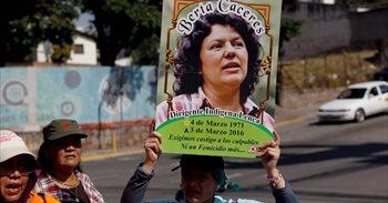 Roban el expediente del caso del asesinato de la activista hondureña...