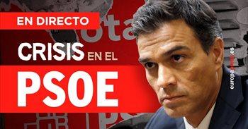 Últimas noticias del PSOE | Directo: Reunión del Comité Federal